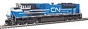 WalthersMainline 9835 HO EMD SD70ACe - DCC Ready - Canadian National #8102 - Blue