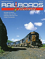 White River Railroads Illustrated August 2013