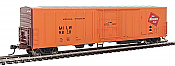 Walthers Mainline 3933 - HO 57ft Mechanical Reefer - Milwaukee Road #9890