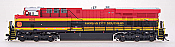 Intermountain Railway Diesel GE Evolution Series ES44AC  DCC & Sound Kansas City Southern de Mexico #4667