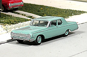 Sylvan Scale Models 280 HO Scale - 1964 Dodge 330 2 Door Sedan - Unpainted and Resin Cast Kit