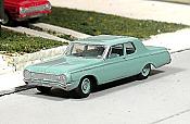 Sylvan Scale Models 280 HO Scale - 1964 Dodge 330 2 Door Sedan - Unpainted and Resin Cast Kit