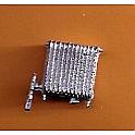 Juneco Scale Models C-79 - Heating Radiators (2/pkg)