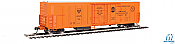 Walthers Mainline 3902 HO Scale - 57Ft Mechanical Reefer RTR - American Refrigerator Transit ARMN #707