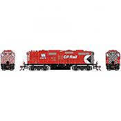 Athearn Genesis G82324 - HO GP9 w/DCC & Sound - CP Rail #8529
