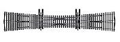 Peco HO SL-U8363 Code 83 #6 Double Slip