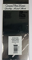 K&S Engineering 276 All Scale - Stainless Steel Flat Sheet - 0.018inch x 4inch x 10inch