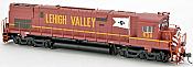 Bowser 24728 HO ALCo Century C-628 with ESU LokSound Lehigh Valley #639