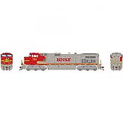Athearn G31630 HO Scale - G2 Dash 9-44CW - DCC & Sound - BNSF #788