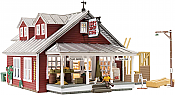 Woodland Scenics 5031 - HO Built-&-Ready Landmark Structures - Country Store Expansion