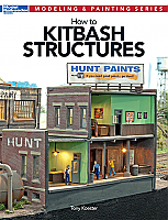 Kalmbach Publishing Book How to Kitbash Structures