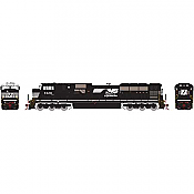 Athearn Genesis G27350 HO Scale - SD80MAC Diesel DCC/Sound - Norfolk Southern #7228