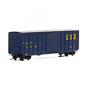 Athearn RTR 15896 HO Scale - 50Ft PS 5277 Box - CSX #142870
