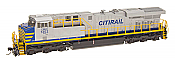 Intermountain 49745-03 HO ES44AC - ESU DCC Installed - Citirail #1321