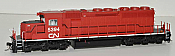 Bowser 24454 HO GMD SD40-2 DCC & Sound ESU LokSound - Canadian National CN (ex Ontario Hydro) #5394