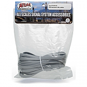 Atlas Model Railroad Co. 70000058 SCB Interconnect Cable Connector (Short) - All Scales Signal System