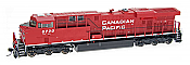 Intermountain Railway 49703-04 HO Diesel GE Evolution Series ES44AC  DCC installed - Canadian Pacific 8731