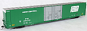 Tangent Scale Models 25027-08 - HO Greenville 86ft Double Plug Door Box Car - Penn Central #295167