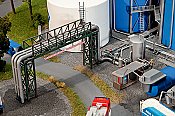 Faller Gmbh HO 130487 Tank Farm Piping & Filling Plant