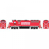 Athearn Roundhouse 12638 HO Scale - GP60, w/DCC Decoder - BNSF #198