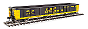 Walthers 6245 - HO 53ft Railgon Gondola - Railgon GONX #310144