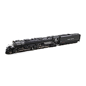 Athearn Genesis 88300 - HO 4-8-8-4 Big Boy - DC/Silent - UP Wyoming #4004 - Pre-order