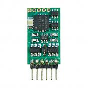 NCE  160 N Scale N12-NEM 6 Pin Decoder