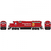 Athearn Genesis G65167 - HO GP40-2 Diesel - w/DCC & Sound - CP Beaver #4651