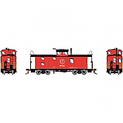Athearn Genesis 78387 - HO ICC Caboose w/Lights - DCC & Sound - P&WV #853