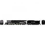Athearn 25746 - N 4-6-6-4 Steam Challenger - DCC & Sound - Denver & Rio Grande Western #3803