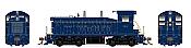 Rapido 27503 HO EMD SW1200 -DC/DCC/Sound - Baltimore & Ohio #9620 - Pre-order