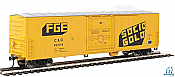 Walthers Mainline HO 2029 50ft Insulated Boxcar Chesapeake and Ohio No.402014