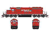 Athearn RTR 72112 HO Scale - SD40-2 - w/DCC & Sound - Canadian Pacific #779