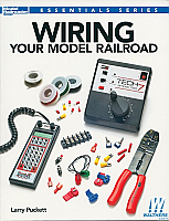 Kalmbach Books Wiring Your  Model Railroad - Softcover 128pages