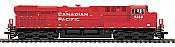 MTH 80-2325-1 HO ES44AC Diesel Engine w/Proto-Sound 3.0 -  Canadian Pacific  #9366