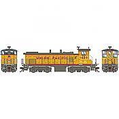 Athearn Genesis G74524 - HO MP15AC - DCC Ready - Union Pacific (Yard) #1400