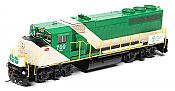 Athearn Genesis G40932 HO Scale GP40-2W, GO Transit #700 DCC Ready 140-G40932