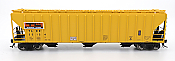 Intermountain 472218-03 HO Scale - 4785 PS2-CD Covered Hopper - Early End Frame - Transport Leasing #35129