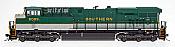 Intermountain Railway Diesel GE Evolution Series ES44AC DCC & Sound Southern #8099