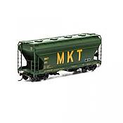 Athearn RTR 93991 - HO ACF 2970 Covered Hopper - MKT #468