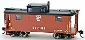 Bowser 42563 - HO N5 Caboose - PRR #477222