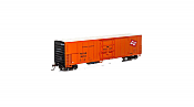 Athearn 71163 - HO RTR 57ft Mechanical Reefer - MILW #9864