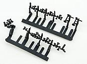 Rapido Trains Bits 102092 HO Diesel Horn Variety Pack