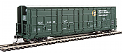 Walthers Proto 101918 - HO 56ft Thrall All-Door Boxcar - British Columbia Railway #800105
