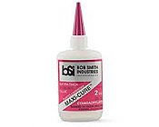 Bob Smith Industries  Maxi-Cure Extra Thick Glue  2oz