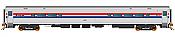 Rapido 528025 - N Scale Horizon Fleet Dinette - Amtrak Phase III Wide #53504