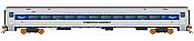 Rapido 128512 - HO Scale Comet Commuter Car - MNCR Coach no #