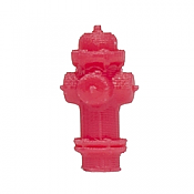 Atlas 4002002 HO - 3D Fire Hydrants (8 per package)
