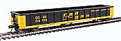 Walthers 6227 HO Scale - 53Ft Railgon Gondola - Ready To Run - Railgon GONX #310578