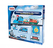 Bachmann Industries 00755 - HO Scale Thomas Christmas Delivery Set w/Annie & Clarabel
